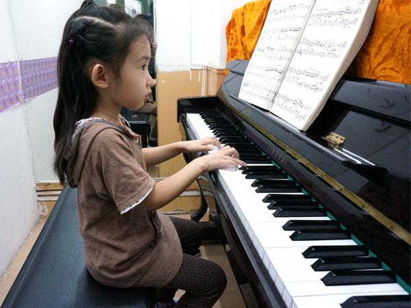 钢琴课招生